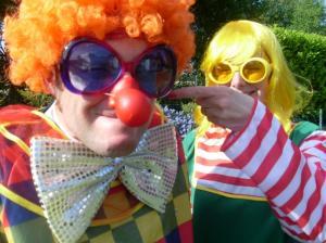 Association Botox le clown